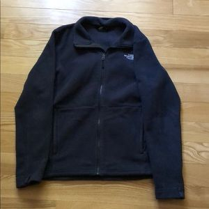 Men's North Face Zip Up